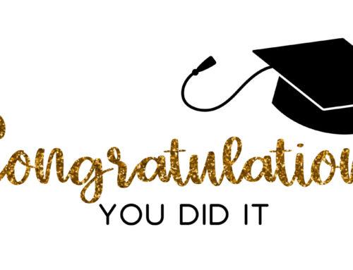 Congratulations 2021 Graduates!